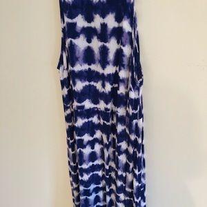 Mossimo Supply Co. Dresses - Mossimo Tye-die Dress